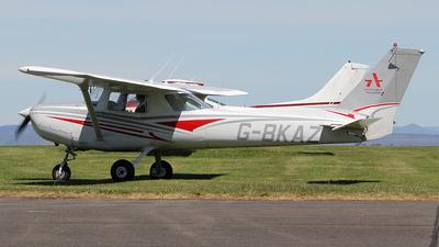 A picture of GBKAZ - Cessna 152 - [15282832] - © Ian Howat