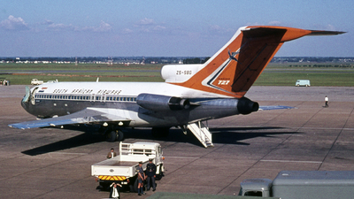 ZS-SBG - Boeing 727-44C - South African Airways