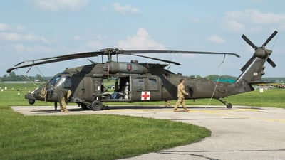 09-20168 - Sikorsky HH-60M Blackhawk - United States - US Army
