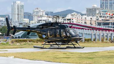 B-7629 - Bell 407GX - Hainan Sanya Yalong General Aviation