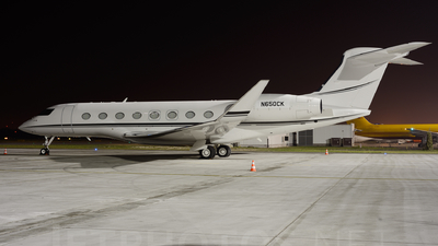 N650CK - Gulfstream G650 - Private