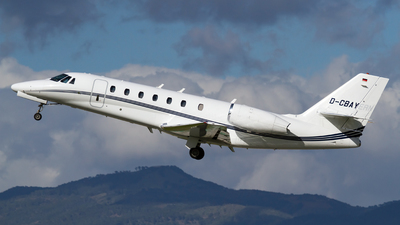 D-CBAY - Cessna 680 Citation Sovereign - EFD Eisele Flugdienst