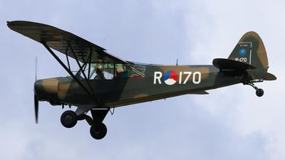 A picture of PHENJ - Piper PA18135 - [182540] - © BaszB