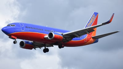 N379SW - Boeing 737-3H4 - Southwest Airlines