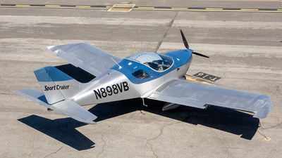 N898VB - CZAW SportCruiser - Private
