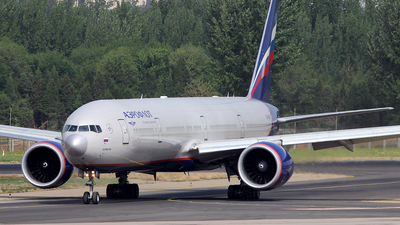 VQ-BQE - Boeing 777-3M0ER - Aeroflot