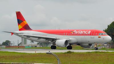 HK-4659 - Airbus A320-214 - Avianca