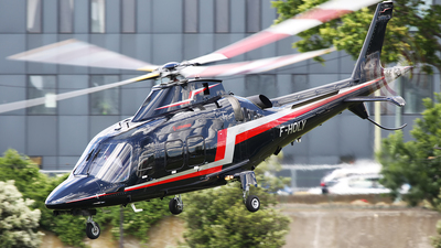 F-HOLY - Agusta-Westland AW-109SP - Private