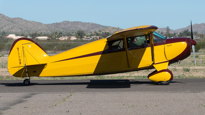 N77708 - Funk B-85C Bee - Private