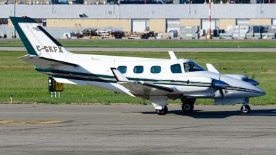 C-GKFX - Beechcraft A60 Duke - Private