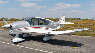 F-GIKE - Robin DR400/140B Dauphin - Aero Club - Quimper