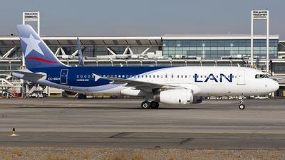 CC-BAH - Airbus A320-232 - LAN Airlines