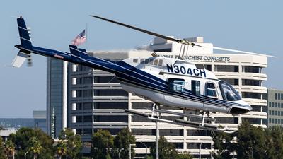 N304CH - Bell 206L-1 LongRanger II - Private