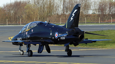 XX239 - British Aerospace Hawk T.1W - United Kingdom - Royal Navy
