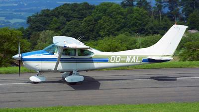 OO-WAL - Cessna 182R Skylane - Walair