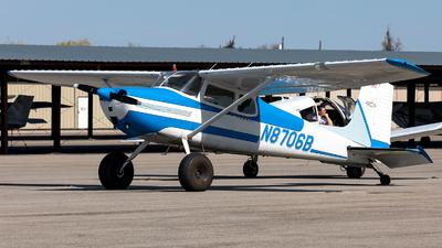 N8706B - Cessna 172 - Private