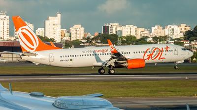 PR-GXQ - Boeing 737-8EH - GOL Linhas Aéreas