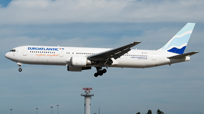 A picture of CSTKS - Boeing 76736N(ER) - EuroAtlantic Airways - © Aaron Vancoillie
