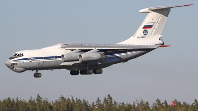 RA-78817 - Ilyushin IL-76MD - Russia - 224th Flight Unit State Airline