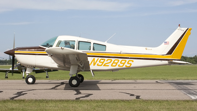 N9289S - Beechcraft C23 Sundowner - Private