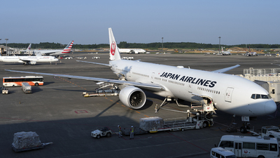 JA741J - Boeing 777-346ER - Japan Airlines (JAL)