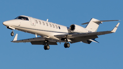 A picture of N818BD - Learjet 45 - Flexjet - © Positive Rate Photography