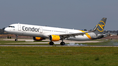 A picture of DAIAI - Airbus A321211 - Condor - © Marco Wolf