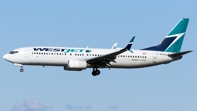 A picture of CGWWJ - Boeing 7378CT - WestJet - © Marco Papa
