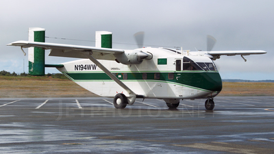 N194WW - Short SC-7 Skyvan 3-100 - Private