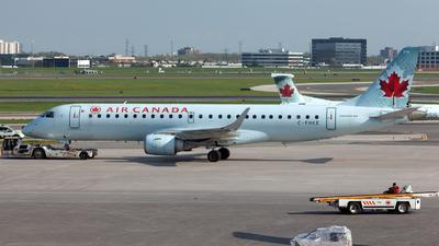 C-FHKE - Embraer 190-100IGW - Air Canada