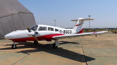 G-BGCO - Piper PA-44-180 Seminole - Private