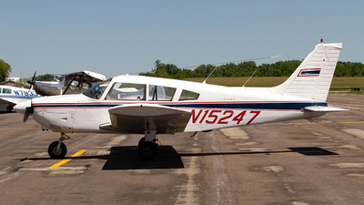 N15247 - Piper PA-28-180 Cherokee - Private