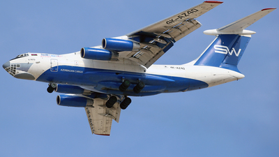 4K-AZ40 - Ilyushin IL-76TD - Silk Way Airlines