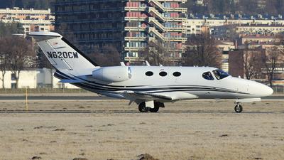 N620CM - Cessna 510 Citation Mustang - Cessna Aircraft Company