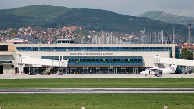 LQSA - Airport - Airport Overview
