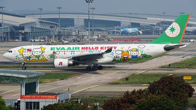 B-16311 - Airbus A330-203 - Eva Air