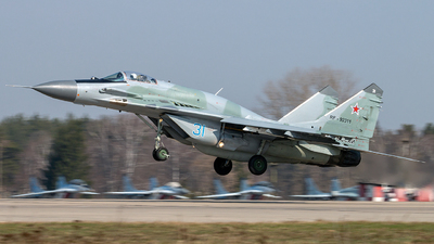 RF-92311 - Mikoyan-Gurevich MiG-29SMT Fulcrum C - Russia - Air Force