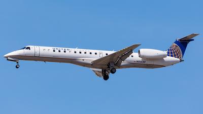 A picture of N11539 - Embraer ERJ145LR - [145536] - © Martin Pinnau