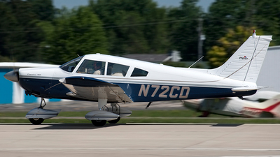 N72CD - Piper PA-28-180 Cherokee G - Private