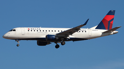 N634CZ - Embraer 170-200LR - Delta Connection (Compass Airlines)