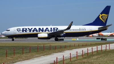 EI-DAG - Boeing 737-8AS - Ryanair