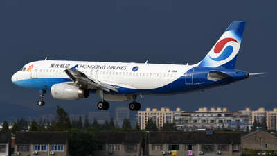B-6641 - Airbus A320-232 - Chongqing Airlines