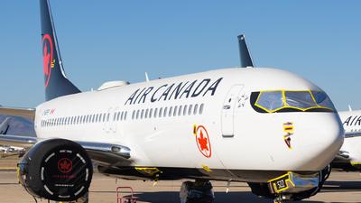 C-GEHY - Boeing 737-8 MAX - Air Canada