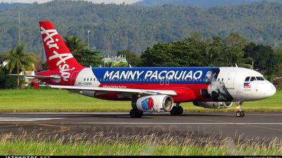RP-C8988 - Airbus A320-232 - AirAsia Zest