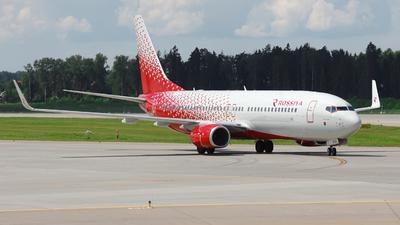VP-BOB - Boeing 737-8LJ - Rossiya Airlines