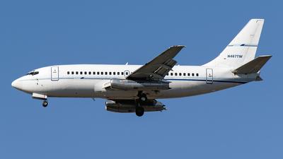 N467TW  Boeing 737205Adv  Ameristar Jet Charter