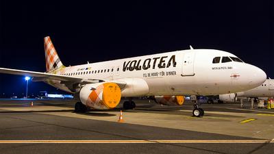 EC-MUY - Airbus A319-111 - Volotea