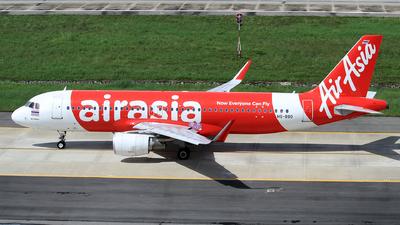 HS-BBO - Airbus A320-216 - Thai AirAsia