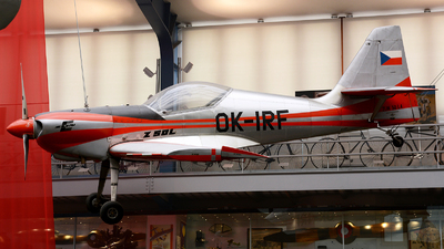 OK-IRF - Zlin 50LA - Private