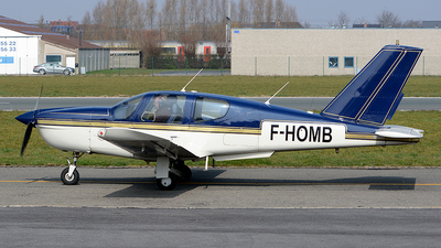 A picture of FHOMB - Socata TB20 Trinidad - [459] - © diopere geert